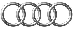 Audi logo iconic logo of all times