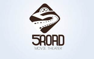 5road movie logo