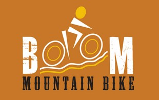 boom mountain bike Logo