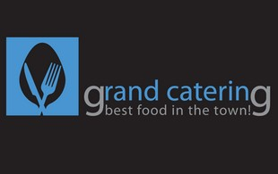Grand Catering best food in the town Logo