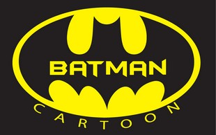 batman Cartoon Logo