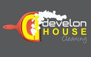 Develon house Cleaning Logo