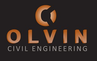 olvin civil Engineering logo
