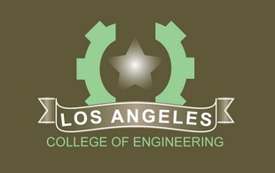 Los angeles college of Engineering logo