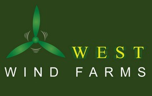 West Wind Farms Farm Logo