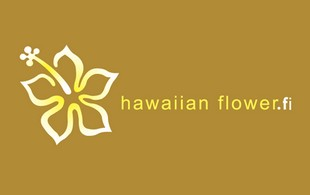 hawaiian FLOWER Logo