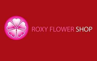 Roxy FLOWER shop Logo