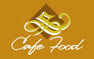 Cafe Food Logo