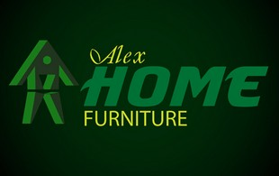 Alex home Furniture Logo