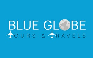 Blue Globe Ours Logo