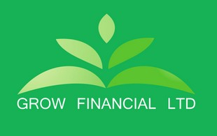 Grow financial INVESTMENT Logo