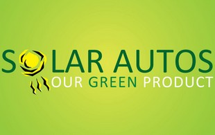 Solar Autos our gren PRODUCT Logo