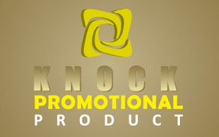 Knock Promotional PRODUCT Logo