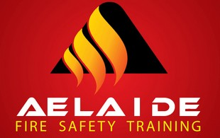 Aelaide fire safety Logo