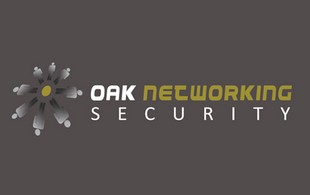 Oak net working SECURITY Logo