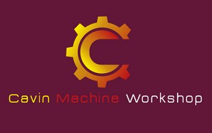 Cavin Machine workshop Logo