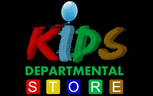 Kids Departmental STORE Logo