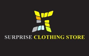 Surprise clothing STORE Logo