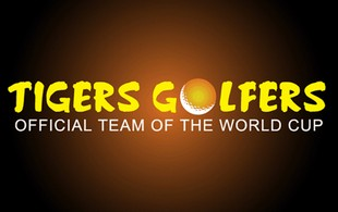 Tigers Golfers Team Logo