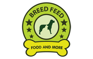 breed feed pet Logo