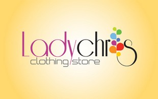 Lady chring clothes Logo