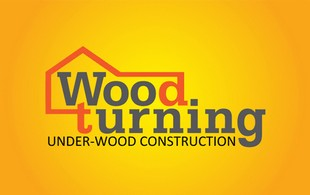 Wodd turning Construction logo