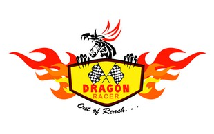 dragon racer logo