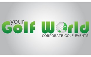 Golf world Logo