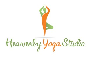 heaverly yoga studio Logo