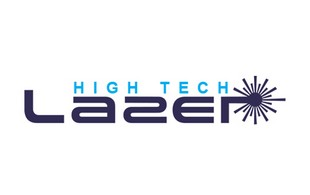 high tech Laser Logo