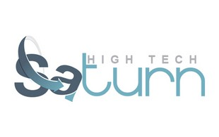 Saturn high tech Logo