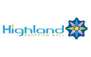 highland shopping mall Logo