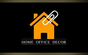 home Office decor Logo