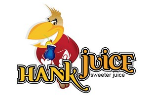 Hank juice Logo