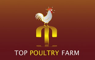 Top Poultry Farm Logo