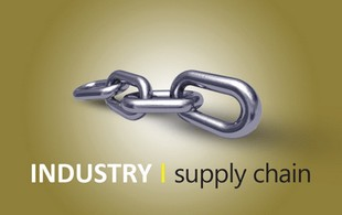 Industry Supply Chain Logo
