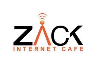Zack internet cafe Logo