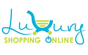 luxury shoping Logo