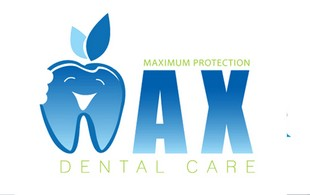 max dental care Logo