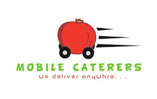 mobile caterers Logo