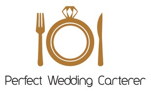 perfect wedding carterer Logo