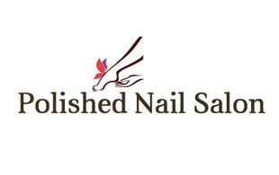 polished nail logo