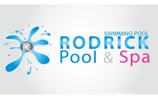 Rodrick  pool and spa Logo