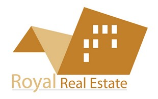 Royal real estate  Logo