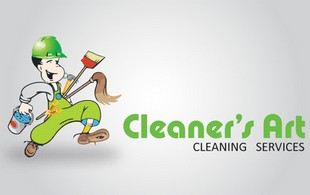 Cleaner's service Logo