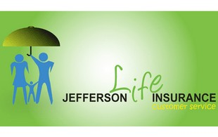 Jefferson  life Insurance Logo