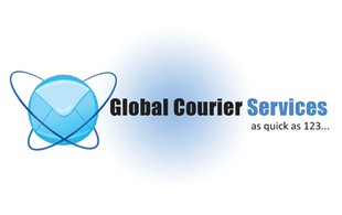 Global Courier service Logo