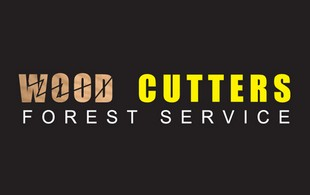 Wood Cutters service Logo
