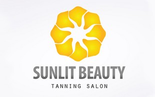 sunlit beauty Logo