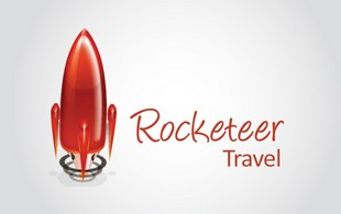 Rocketeer travel Logo